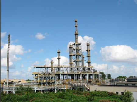 甲醇企业组织结构图