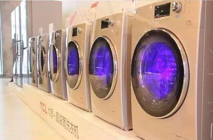 tcl全封桶免污洗衣机则利用流体